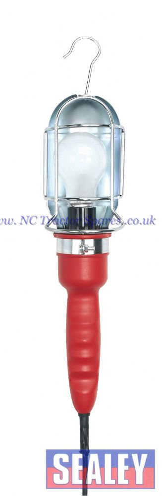 Lead Lamp 60W/230V with 5mtr Cable & Plug